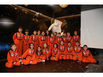 Ali Kuşçu Uzay Evi'ne Öğrencilerden Yoğun İlgi