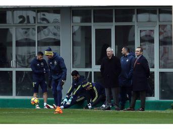 Fenerbahçe'de Derbi Hazırlıkları Tamam