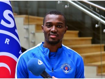(özel Haber) Bernard Mensah: