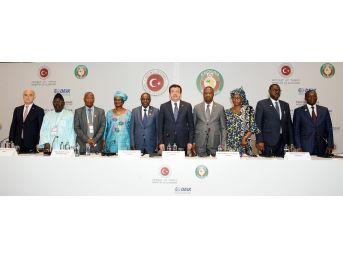 Türkiye-ecowas Ticaret Ve Yatırım İşbirliği Anlaşması İmzalandı
