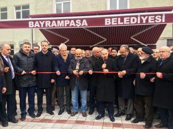 Ulubatlı Hasan Camii Önü Meydan Ve Şadırvanı Hizmete Açıldı