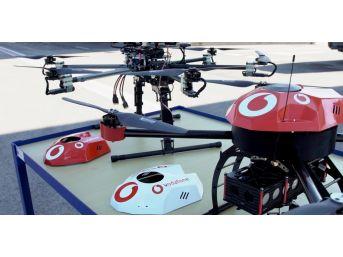 Vodafone, Lot Drone Takip Ve Güvenlik Teknolojisi İle Gökyüzünü Koruyacak