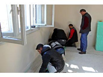 Araç İğdir Köyünde 112 Acil İstasyonu İçin Çalışmalar Başladı