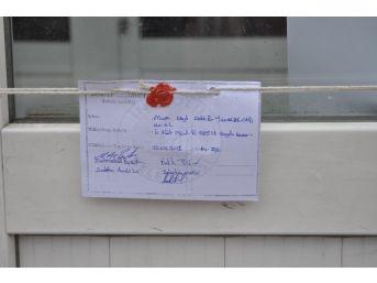 İnebolu'da Adliye Binası İnşaatı Ve Kız Yurdu İnşaatı Mühürlendi