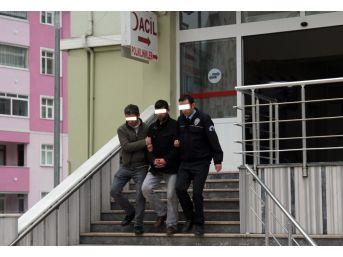 Kastamonu'da Esrarla Yakalanan Şahıs Gözaltına Alındı