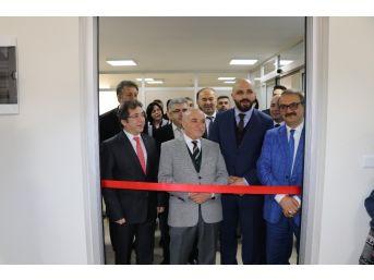 Diş Hastanesinde Protez Laboratuvarı Açıldı
