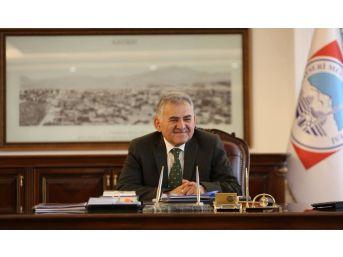 Melikgazi Belediye Başkanı Mehmduh Büyükkılıç: