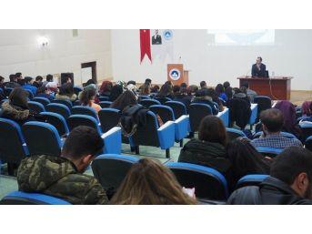 'eski Türkler, Medeniyet, Kültür' Konferansı