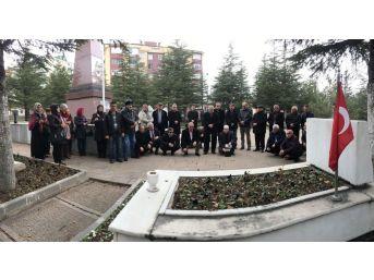 İyi Parti Teşkilatları Afrin Şehitlerine Mevlit Okuttu