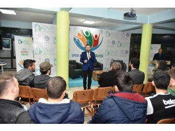 Başkan Doğan, Gençlerden Spor Yapmalarını İstedi