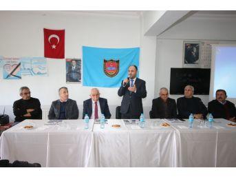Beyşehir'de Sanayi Esnafıyla İstişare Toplantısı