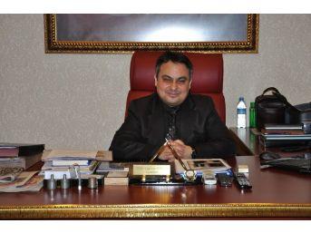 Simav Kaymakamı Türker Çağatay Halim 'en Başarılı Belde Belediye Başkanı' Seçildi