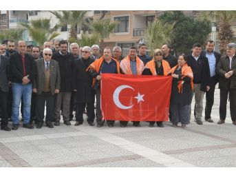 Turgutlu'da Dernekler Mehmetçik İçin Tek Yürek Oldu