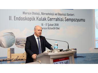 2. Ulusal Endoskopik Kulak Cerrahisi Kongresi