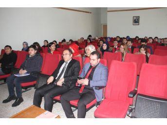 Malazgirt'te 'okuryazarlık Seferberliği' Toplantısı