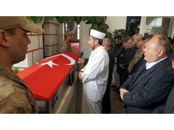 Osmaniyeli Kore Gazisi Son Yolculuğuna Uğurlandı