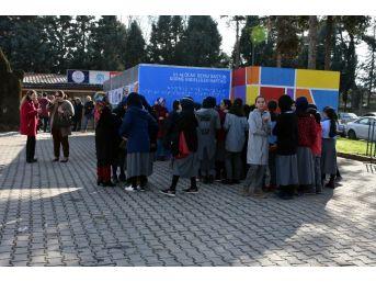 (özel Haber) Türkiye'nin İkinci Empati İstasyonu 6 Bin Ziyaretçi Ağırladı