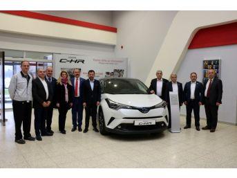 Tbmm Sanayi Ticaret, Enerji Komisyonu Toyota Fabrikasını Ziyaret Etti