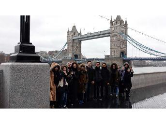Atakum Anadolu İhl Öğrencileri İngiltere'den Döndü