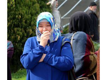 Mültecilerden Kılınç'a Gözyaşı