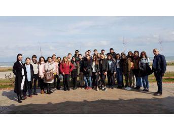 Uluslararası Öğrenciler Omü İle Tanıştı