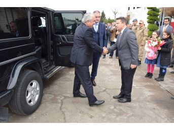 Bakan Yardımcısı Ersoy, Viranşehir Belediyesini Ziyaret Etti