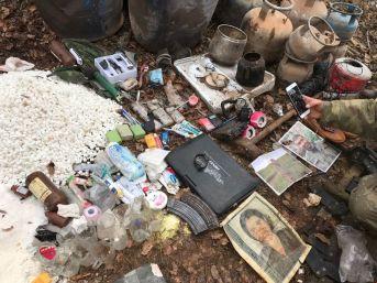 Gabar Dağı Kırsalında 3 Terörist Etkisiz Hale Getirildi