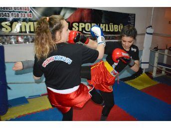 Kilo Vermek İçin Spora Başladı Türkiye Şampiyonu Oldu