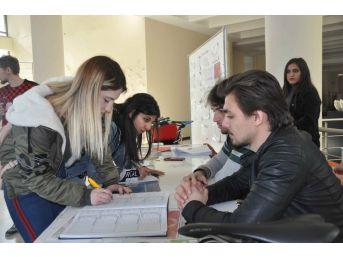 """Uşak Üniversitesi'nde """"çanakkale Şehitlerine Saygı' Bisiklet Turu Düzenlenecek"""