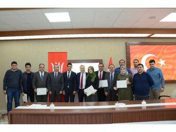 Erciş Belediyesinden Eğitim Semineri