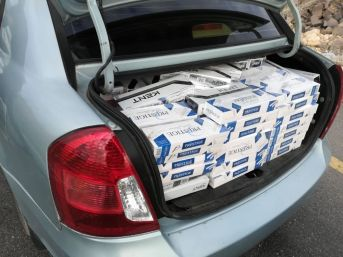 Erciş'te 3 Bin 200 Paket Kaçak Sigara Ele Geçirildi