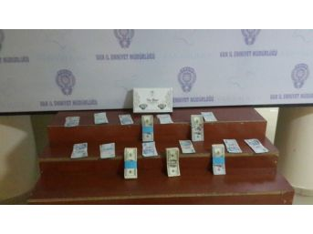 Van'da Fetö'ye Yönelik Operasyon; 6 Gözaltı