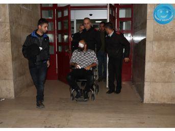 Polisleri Yaralayan Doktor Tutuklandı