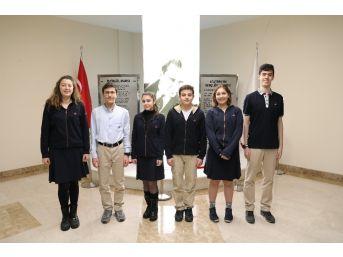 Sanko Fen Ve Teknoloji Lisesinin Başarısı