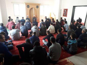 Isparta Kyk'da Afrin'deki Mehmetçik Ve Şehitler İçin Dua