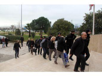 600 Milyonluk Akaryakıt Vurgununda Tutuklu Sayısı 45 Kişiye Yükseldi