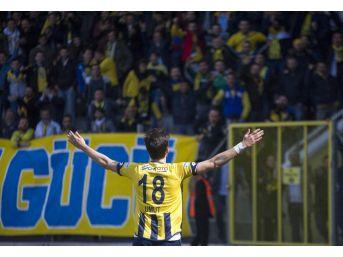 Spor Toto 1. Lig: Mke Ankaragücü: 2 - Adanaspor: 1