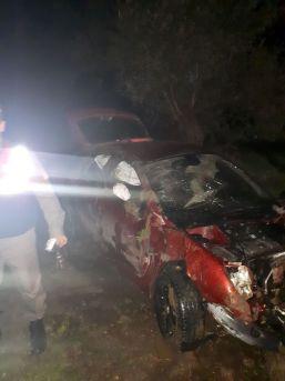 Ayvalık'ta Tek Taraflı Trafik Kazası; 1 Yaralı