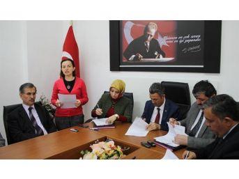Çiftçi Eğitimleri İçin İşbirliği Protokolü İmzalandı