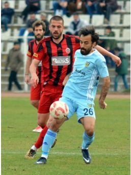 Tff 3. Lig: Çorum Belediyespor: - Tarsus İdman Yurdu: 0