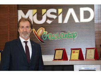 Müsiad'dan 8 Mart Kutlaması