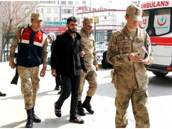 Suç Makinesi, Jandarma Engeline Takıldı