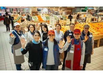 Carrefoursa, Kadın İstihdamını Artırıyor