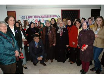 Kocaali Kaymakamı Balcı Kadınlarla Bir Araya Geldi