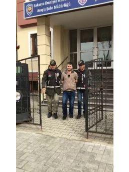 Sakarya'da Çeşitli Suçlardan Hapis Cezaları Bulunan 5 Şüpheli Tutuklandı