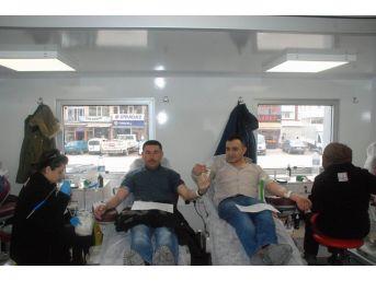 Gürün'de Kan Bağışı Kampanyası