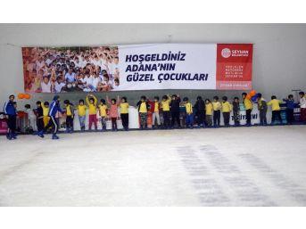 Adana'da Sıcaklara Buzlu Çözüm