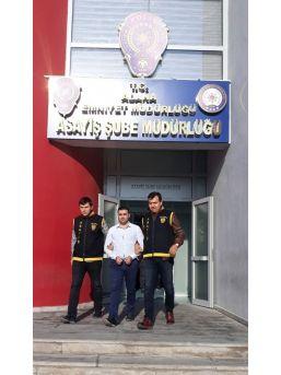 Cezaevi Firarisi Adana'da Yakalandı