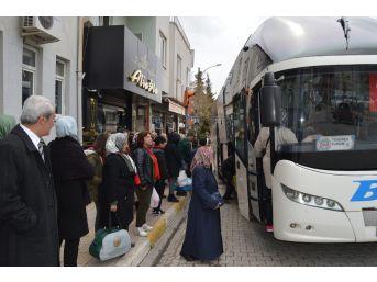 Chp Besni Kadın Kolları Çanakkale'ye Gezi Düzenledi