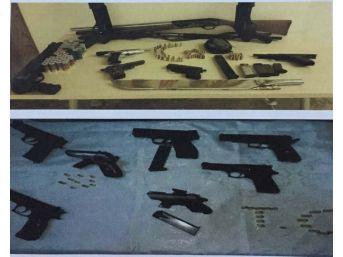 Başkent'te Silah Kaçakçılığı Örgütüne Operasyon: 29 Gözaltı